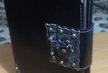 Hand made leather / изделия из кожи ручной работы