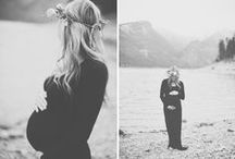 [ Maternity Photo Inspiration ] / Inspiration for maternity photos
