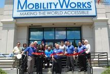 May 2015 MobilityWorks Ribbon Cutting / Thanks to everyone who attended MobilityWorks' Ribbon Cutting.  Their team of Certified Mobility Consultants, Certified Technicians, and Support Staff are dedicated to providing their clients with a personalized and compassionate experience in both sales and service. For more info visit: http://www.mobilityworks.com/mobilityworks-locations/atlanta-dekalb.php