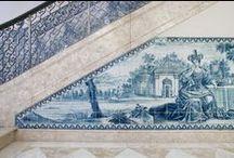 Casa-Museu Medeiros e Almeida | House-Museum Medeiros e Almeida / #Azulejo #CasaMuseuMedeirosEAlmeida