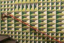 Azulejos no Metropolitano | Azulejo in the Underground / #Azulejo #Metro #Underground