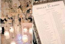 Tablescaping & More / Our gorgeous table displays for Longboat Key weddings.