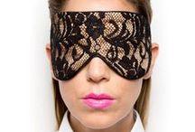 Perpetual Shade Sleep Masks / Silk sleep masks from Perpetual Shade! Perfect for travel, naps and deep beauty sleep.