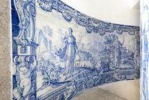 Azulejos portugueses no Brasil | Portuguese azulejos in Brazil / #Azulejos #Brasil