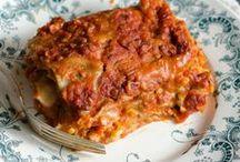 Lasagne / Morbide, cremose e invitanti: ecco le lasagne che preferiamo!