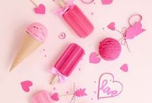 The pink world <3
