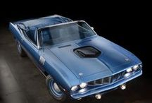 Muscle Cars & Sports Cars