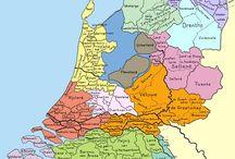 Historische Kaarten Nederland