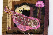 Birdie crafts / Bird art. Bird crafts. Bird fashion. Owls. Chickens.