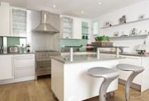 Kitchens / These kitchens will suit everyone's taste.  Chestertons is the London and international residential property specialist. We know our business and our markets like no one else.   www.chestertons.com