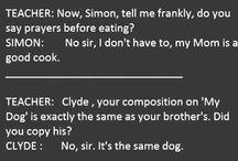 So funny / by Kayla Page