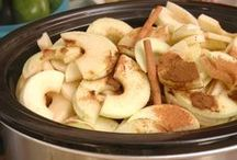Crockpot Recipes / Recipes and interesting idea's for the slow cooker.