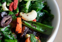 Salads / by blaquemomE goneraw