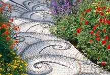 Creative Driveway & Garden Path Ideas / Builderscrack has all the professionals you need to help you create the most innovative driveway or garden path. View our pinterest boards for more inspiring ideas or visit us at www.builderscrack.co.nz