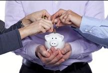 Budgeting Tips and ideas / Budgeting our way to a better life  / by Sarah Davies