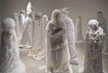 Carole Baillargeon - Paysages-Vêtements / Paysages-vêtements