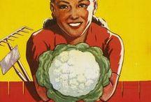 VEG-GARDEN / vegetables, hobby, dreams