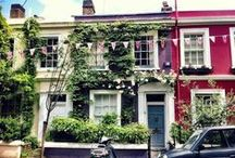 Notting Hill / Chestertons are proud to serve the Nottinghill area as property experts www.chestertons.com