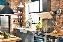 Industrial Style Inspiration