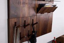 Hallways & Stairways / Hallway interior