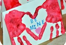 Valentine's Day / Crafts/Gifts for family, friends, caregivers, teachers