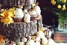 Cupcakes / Inspiration til vores kage-bagning