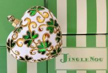 Luck of the Irish / Irish Ornaments | St. Patrick's Day Ideas | Irish Inspirations
