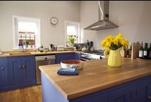 A Country Kitchen in the Heart of Bath