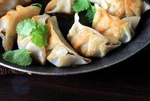 GYOZA,Dumplings,Wontons,Tempura,ecc...