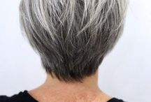 Grey hair styles