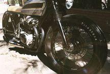 CB750 '69 Cafe Racer