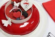 Valentijn 2018 / Kom inspiratie opdoen om romantische valentijn taarten te maken.
