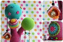 Crochet & Crafts / by Mo wi