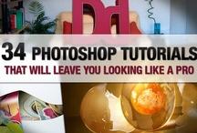 Photo & Photoshop Tips / by Anita Shea