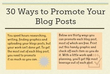 Blog-O-Rama / Blog related infographics, tips, tricks and otherwise!