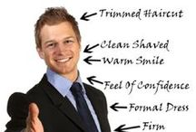 Career Dress for Men  / by E-town College Career Services