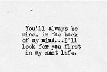 Someone said..