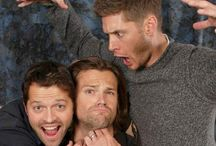 """Supernatural♡ / """"It's possible there's a little monster in all of us"""" -Castiel / by ↞♢ к a r є n ♢↠"""