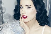 Dita Von Teese / All Dita all the time, and maybe a few corsets too!