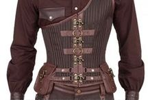 Men's Collection / Sexy Men's Corsets, Trousers, Pants, Shirts, Waistcoats, Jackets and Coats! Gothic and SteamPunk inspired.