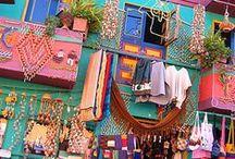 Art around the world / Art we love from all around the world