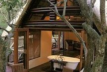 Home: outdoor bathroom