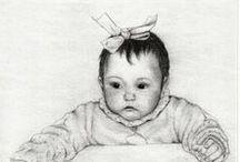 ANATOMI!  Drawing. / Tegning