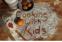 Cooking and Baking with Kids