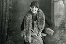 1920's / Fashion from 1920-1929.