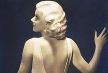 1930's / Fashion from 1930-1939.