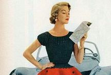 1950's / Fashion from 1950-1959.