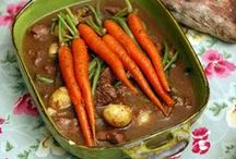 Stews, Soups & Chilis / Delicious and hearty stews and soups made with fresh lamb.