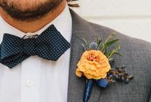 Suited & Booted - Groomsmen Style! / Inspiration for groomsmen style...