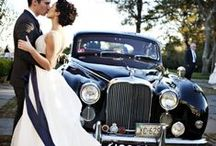 Arrive in Style / Arrive in style on your wedding day and take inspiration from our board!